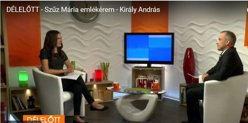 Magyar Éremkibocsátó Kft. - Király András a Bonum TV műsorában!