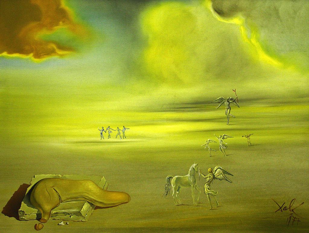 Magyar Éremkibocsátó Kft. - Salvador Dalí