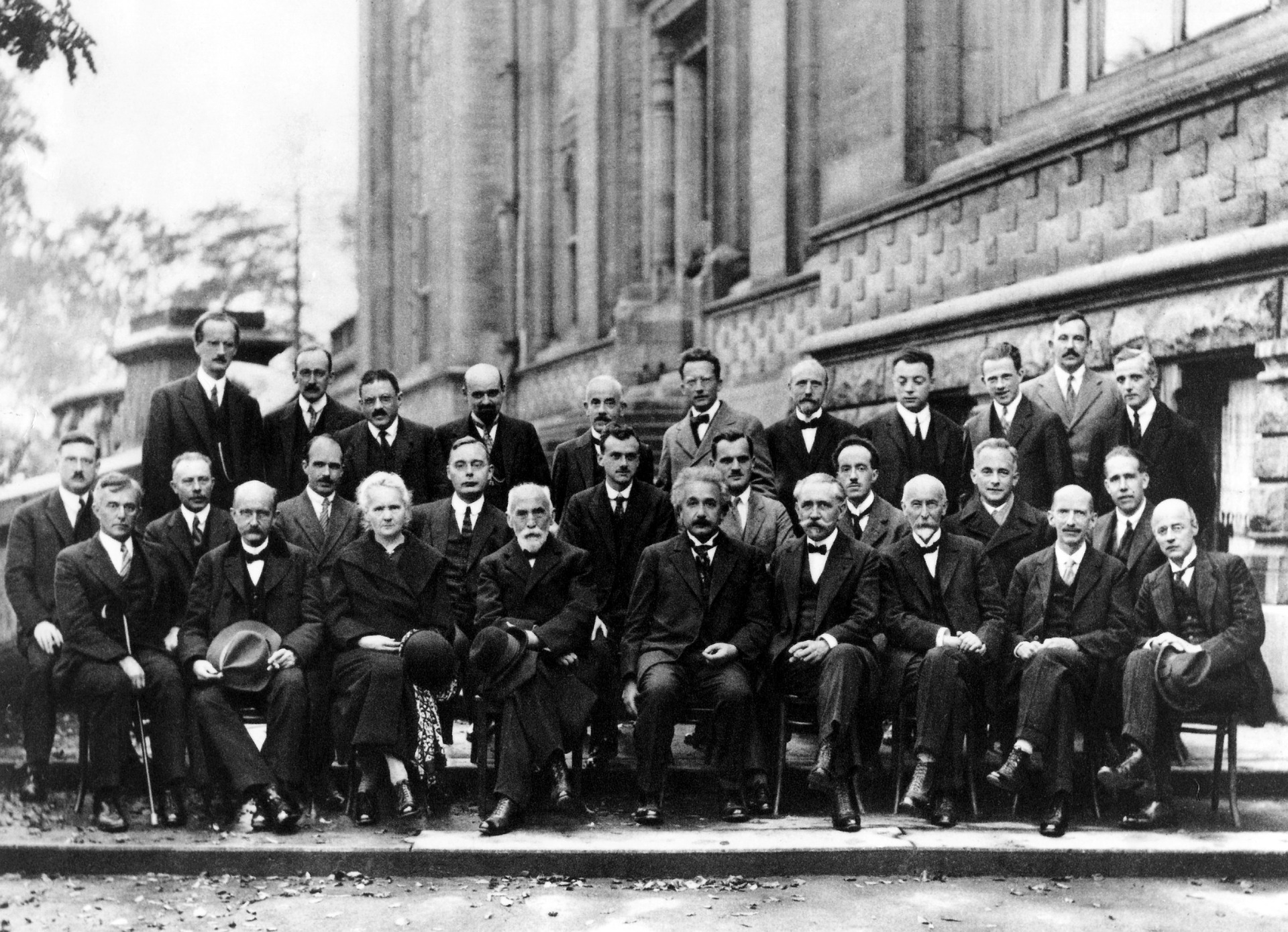 Magyar Éremkibocsátó Kft. - Einstein tudóstársaival