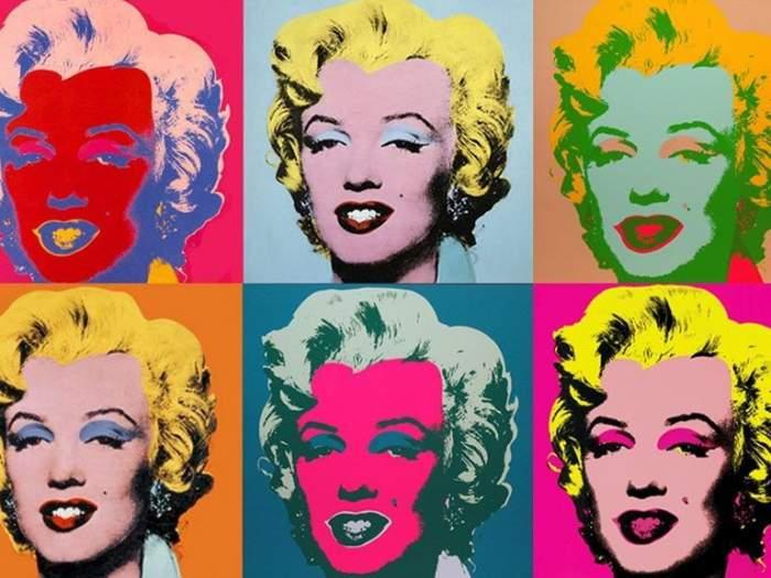 Magyar Éremkibocsátó Kft. - Andy Warhol és a pop art születése. Marilyn Monroe portréi.