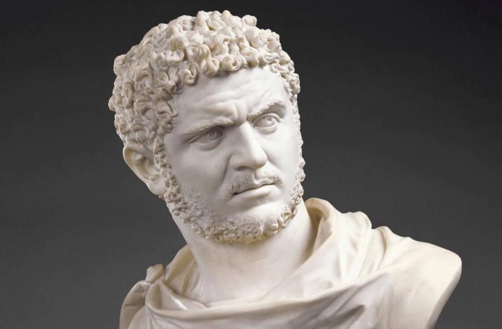 Magyar Éremkibocsátó Kft. - Caracalla császár portréja
