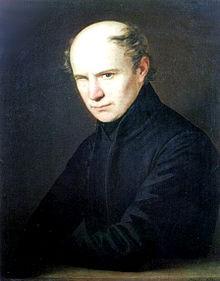 Kölcsey Ferenc legismertebb portréja