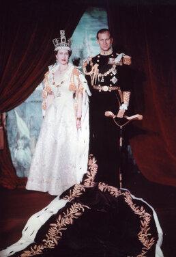 Magyar Éremkibocsátó Kft. - Fülöp és Erzsébet királynő