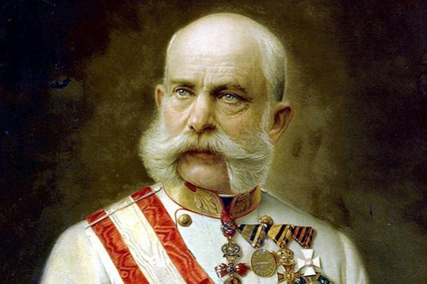 Magyar Éremkibocsátó Kft. - A véreskezű hóhérból Ferenc Jóskává szelídült király