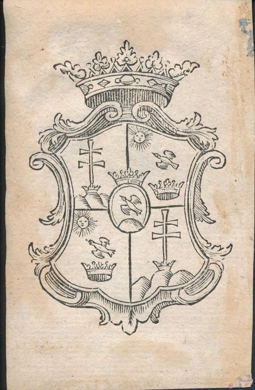 A Széchényi-címer. Forrás: Wikipédia