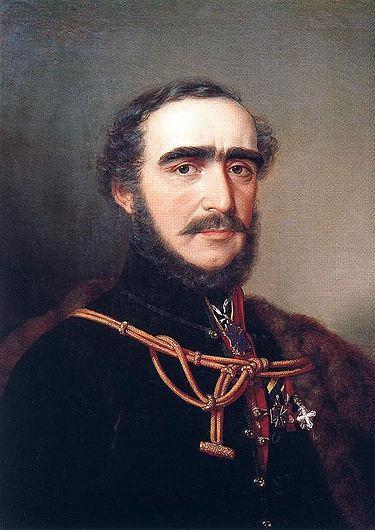 Széchenyi István. Forrás: Wikipédia