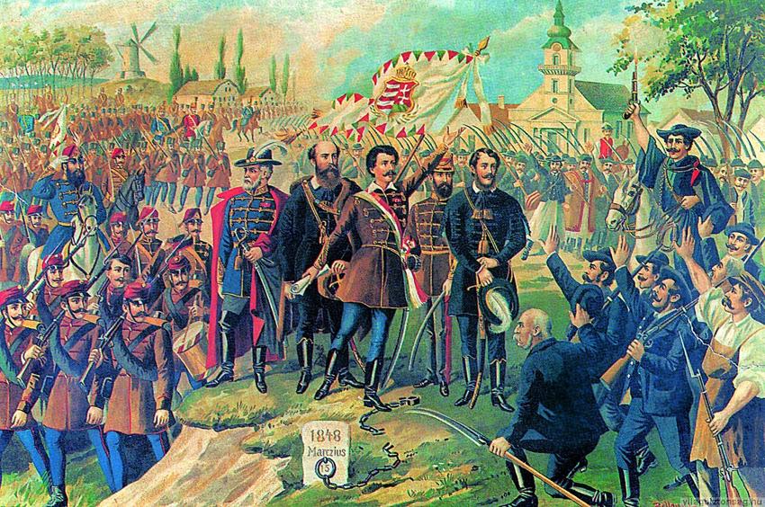 Magyar Éremkibocsátó Kft. - Március 15-i forradalom