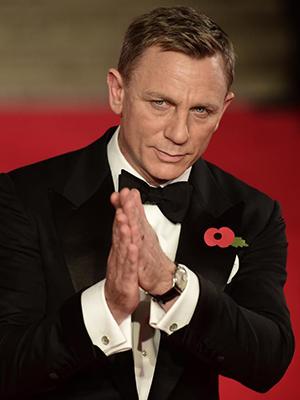 Daniel Craig - forrás: Pinimg