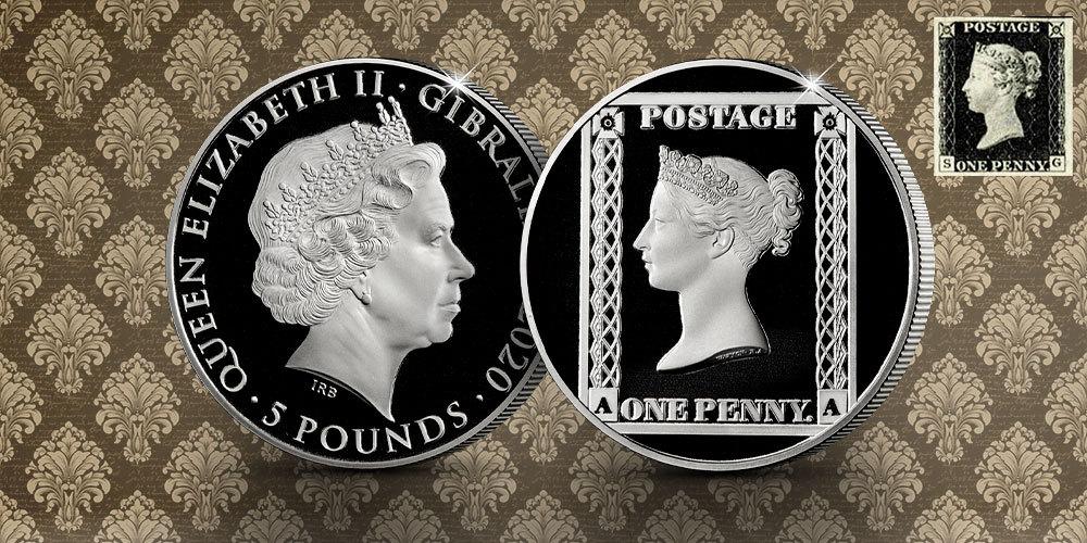 Magyar Éremkibocsátó Kft. - Penny Black ezüst érme