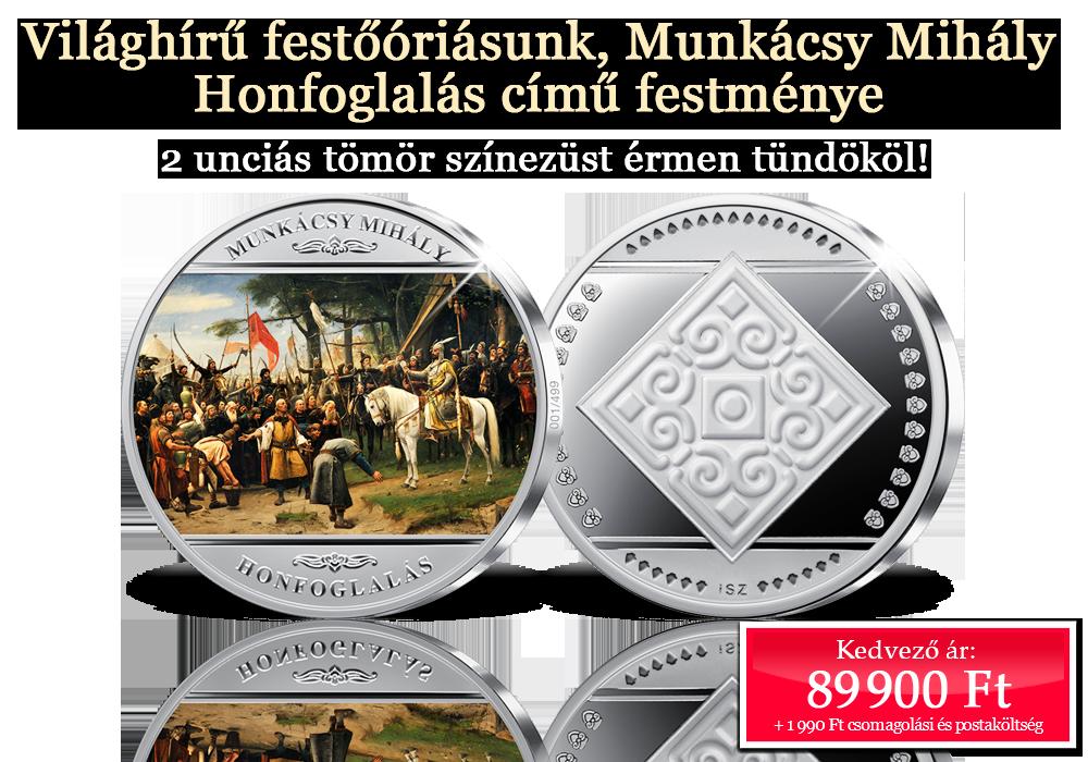 Világhírű festőóriásunk, Munkácsy Mihály Honfoglalás című festménye