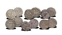 Magyar Éremkibocsátó Kft. - A Hunyadi-család felemelkedése. Történelmi magyar érmék a 14-15. századból