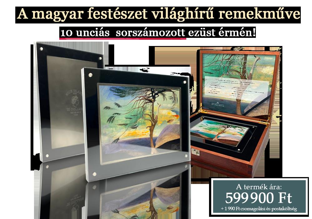 A világhírű magyar festmény