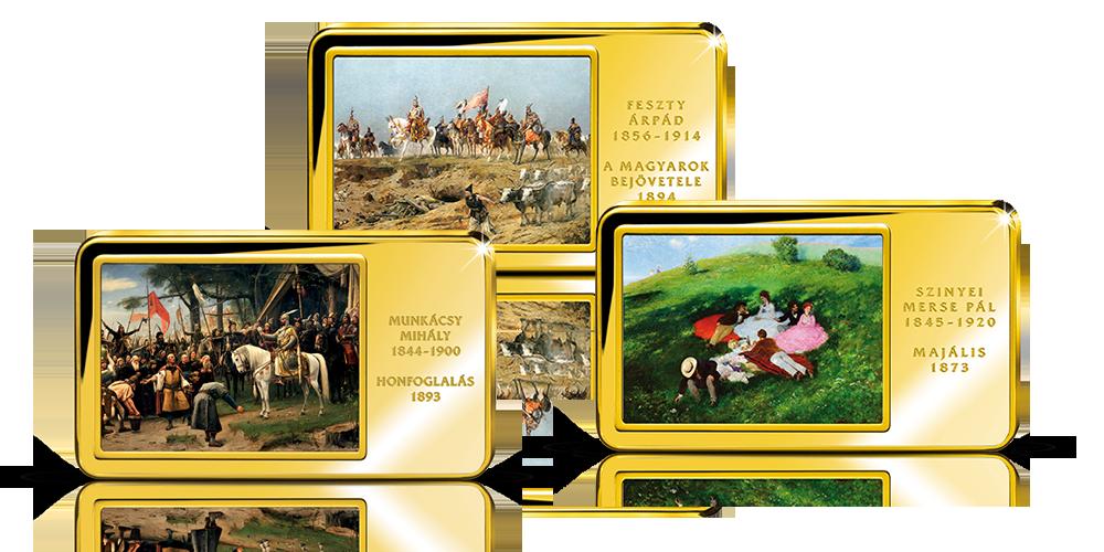 A magyar festészet remekművei kollekció