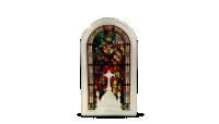 Magyar Éremkibocsátó Kft - Szent István-bazilika üvegablak