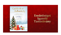 Magyar Éremkibocsátó Kft. - 2020-as adventi naptár