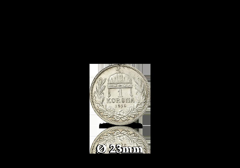 Ferenc József ezüst koronái2