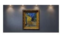 Magyar Éremkibocsátó Kft. - Színarannyal bevont Vincent van Gogh: Éjjeli kávézó érem