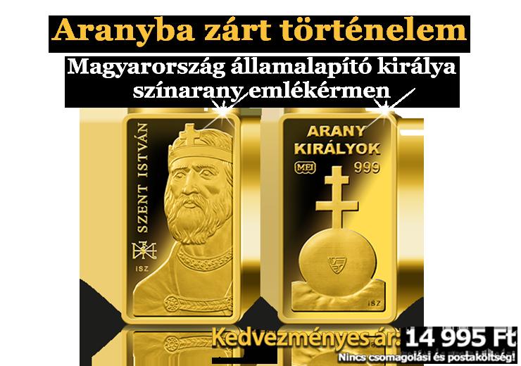 Aranyba zárt történelem