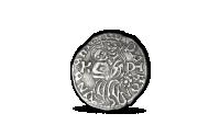 Királyok ezüst kincstára kollekció - I. Hunyadi Mátyás ezüst dénárja