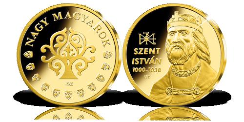 Magyar Éremkibocsátó Kft. - Királyok hazája kollekció