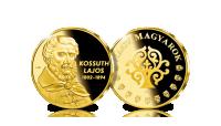 Nagy magyarok - Kossuth Lajos érem