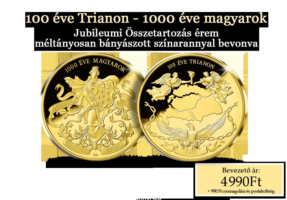 100 éve Trianon - 1000 éve magyarok