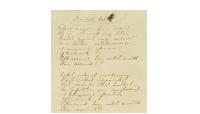 A Nemzeti dal kéziratának másolata
