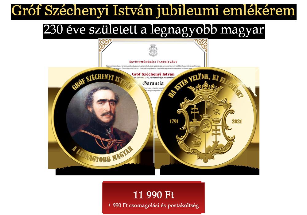 230 évvel ezelőtt született a legnagyobb magyar