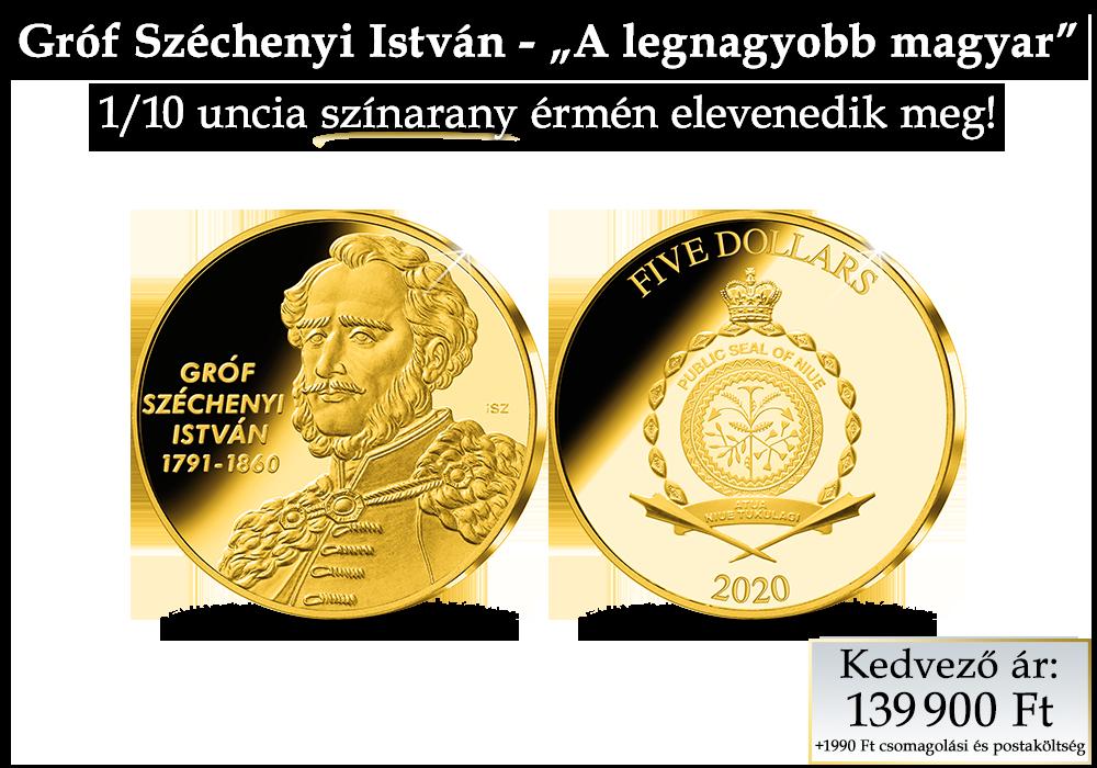 """Gróf Széchenyi István – """"A legnagyobb magyar"""""""