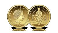 zlota-moneta-samotny-zolnierz-pamieci-poleglych-1914-1918