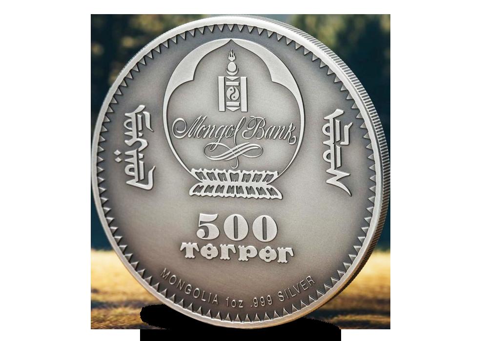 Magyar Éremkibocsátó Kft. - Mongolian_Gobi_Bear_Ag_r_PI_4